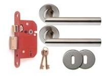 CSL1192 BS 5 Lever lock set