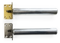 AA45 spring door closer, Gold and Silver finishes