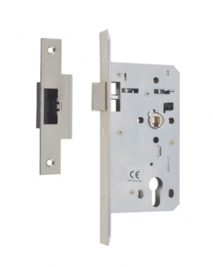 UNION HD72DNL Heavy Duty Mortice Euro Deadlocking Nightlatch