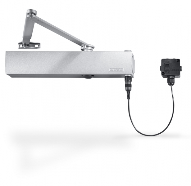 GEZE TS4000EFS free swing door closer