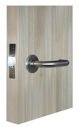 Complete commercial latch door handle sets | Doorstuff