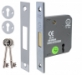 5012.0063.NP PERRYSHIELD 63mm 3 lever deadlock, NP