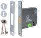 5012.0075.NP PERRYSHIELD 75mm 3 lever deadlock, NP